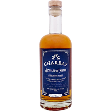 Charbay Doubled & Twisted Lot No. 1 Whiskey