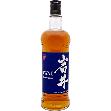 Mars IWAI Blended Japanese Whiskey