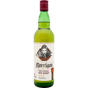 Morrigan Triple Distilled Irish Whiskey