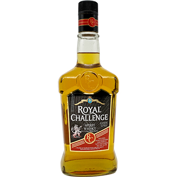 Royal Challenge Indian Blended Malt Whiskey