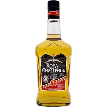 Royal Challenge Indian Blended Malt Whiskey