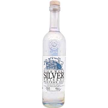 High West Silver Western Oat Whiskey