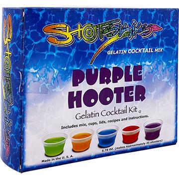 Shotski's Purple Hooter Gelatin Cocktail Kit