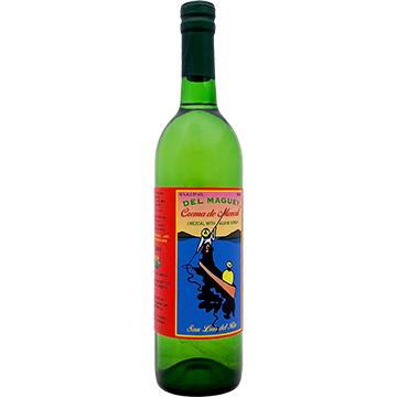 Del Maguey Crema de Mezcal Tequila