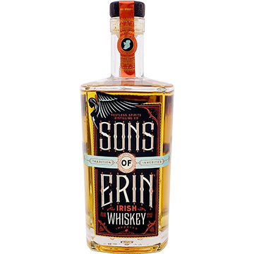 Sons Of Erin Irish Blended Whiskey