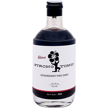 Strong Tonic Hibiscus Syrup