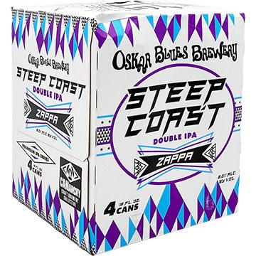Oskar Blues Steep Coast Zappa