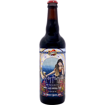 Mother's Brewing Materfamilias Rye Whiskey Barrel Aged 2019