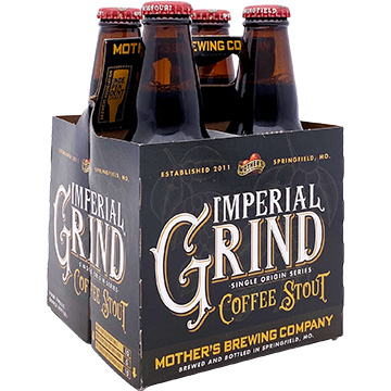 Mother's Brewing Imperial Grind Guatemala Gran Quetzal