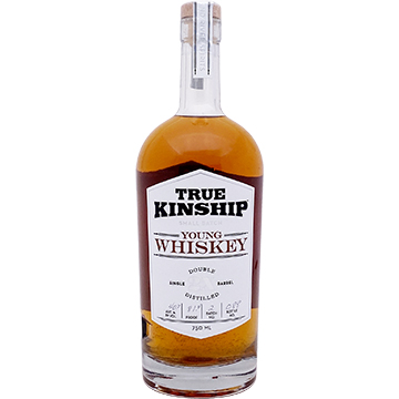 True Kinship Small Batch Young Whiskey
