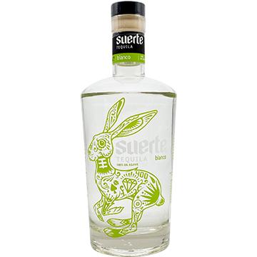 Suerte Blanco Tequila