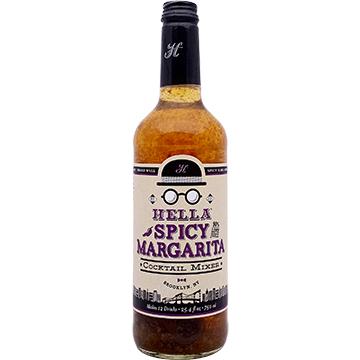Hella Spicy Margarita Cocktail Mixer