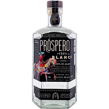 Prospero Blanco Tequila