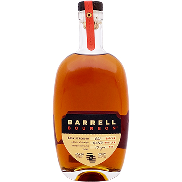 Barrell Bourbon Batch #21 Whiskey
