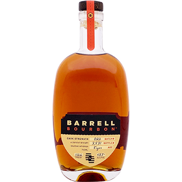 Barrell Bourbon Batch #22 Whiskey