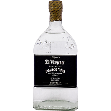 El Viejito Silver Tequila