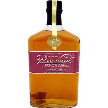 Prichard's Tennessee Rye Whiskey