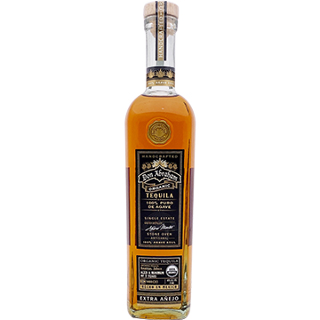 Don Abraham Organic Extra Anejo Tequila
