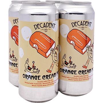 Decadent Ales Orange Cream Pop