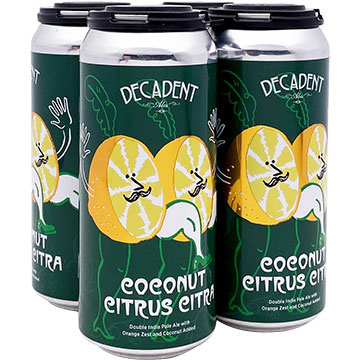 Decadent Ales Coconut Citrus Citra