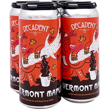 Decadent Ales Vermont Maple