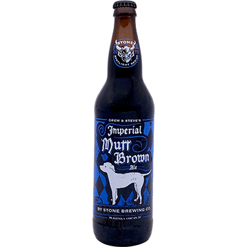 Stone Spotlight Series Imperial Mutt Brown Ale 2015