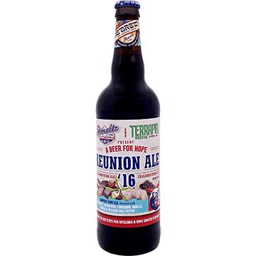 Shmaltz & Terrapin Beer Co. Reunion Ale 2016
