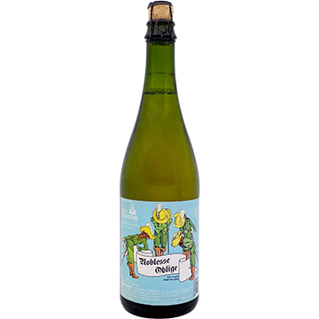 Au Baron & Jester King Brewery Noblesse Oblige
