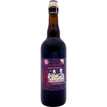 De Proef & New Glarus Brewing Co. Abtsolution