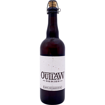 Blue Blood The Rundown Outlaw Series Barrel Aged Farmhouse Ale