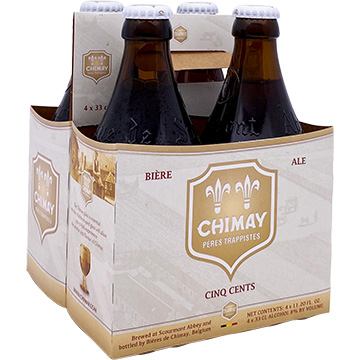 Chimay Cinq Cents Triple Ale