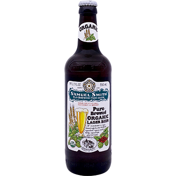 Samuel Smith's Pure Brewed Organic Lager