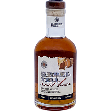 Rebel Yell Root Beer Whiskey