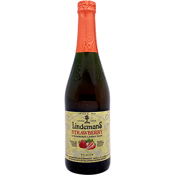Lindemans Strawberry Lambic