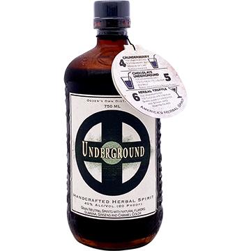 Underground Herbal Liqueur