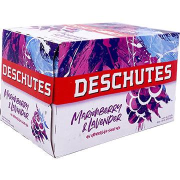 Deschutes Marionberry & Lavender Sour Ale