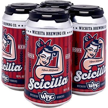 Wichita Scicilia Sour Red