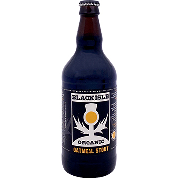 Black Isle Organic Oatmeal Stout