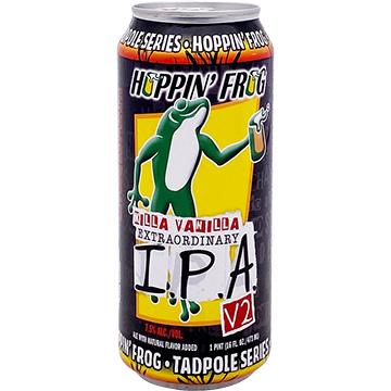 Hoppin' Frog Killa Vanilla Extraordinary IPA V2