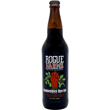 Rogue Farms Roguenbier Rye Ale
