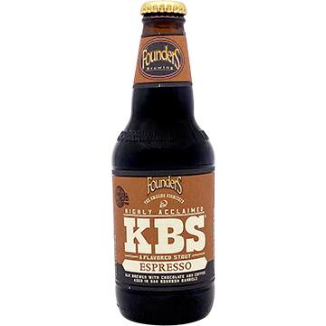 Founders KBS (Kentucky Breakfast Stout) Espresso