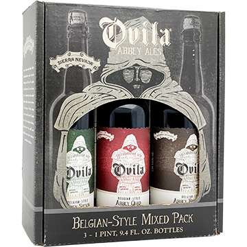 Sierra Nevada Ovila Abbey Mixed Pack