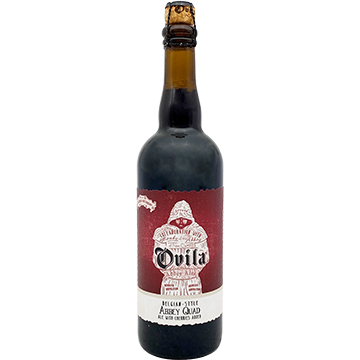 Sierra Nevada Ovila Abbey Quad with Cherries