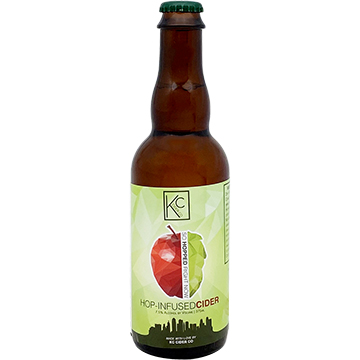 KC So Hopped Right Now Cider