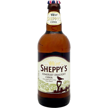Sheppy's Somerset Draught Cider