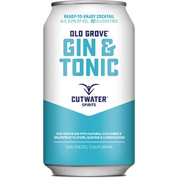 Cutwater Gin & Tonic