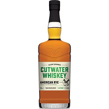 Cutwater Black Skimmer American Rye Whiskey