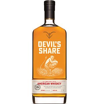Cutwater Devil's Share Single Malt Whiskey