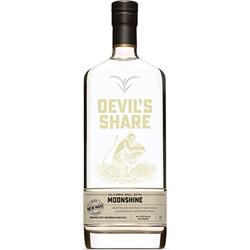 Cutwater Devil's Share Moonshine Whiskey