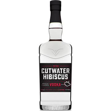 Cutwater Fugu Hibiscus Vodka